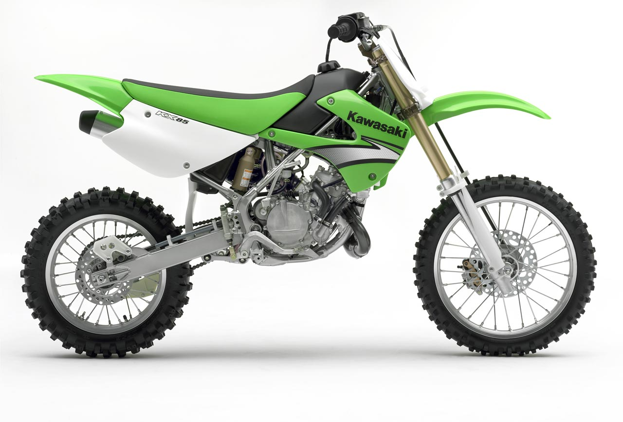 Kawasaki KX 85 II 2006 wallpapers #160544