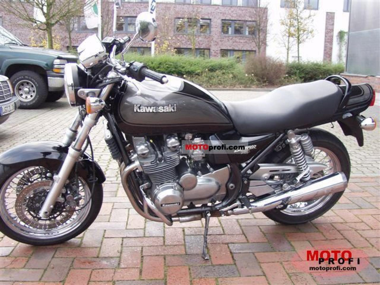 Kawasaki Zephyr 750 Rs Pics Specs And List Of Seriess By