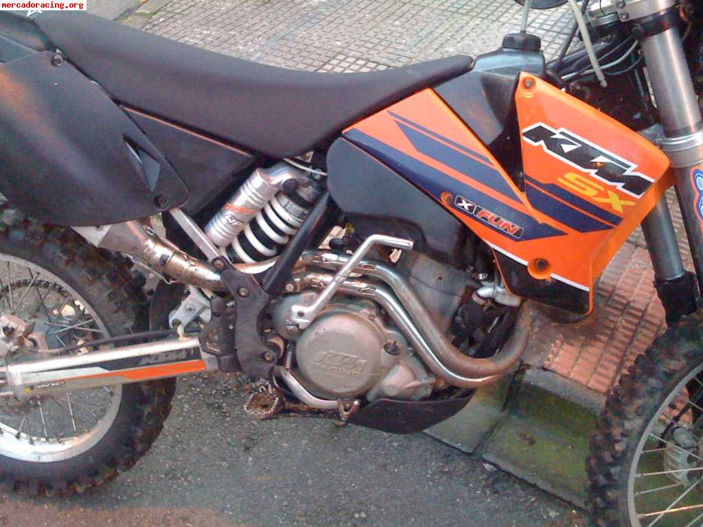 KTM 400 EXC Racing 2005 images #86406