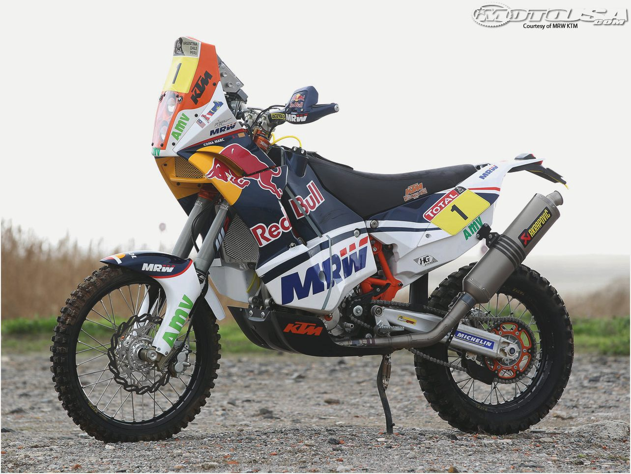 KTM 690 Rally Replica 2007 pics #36767