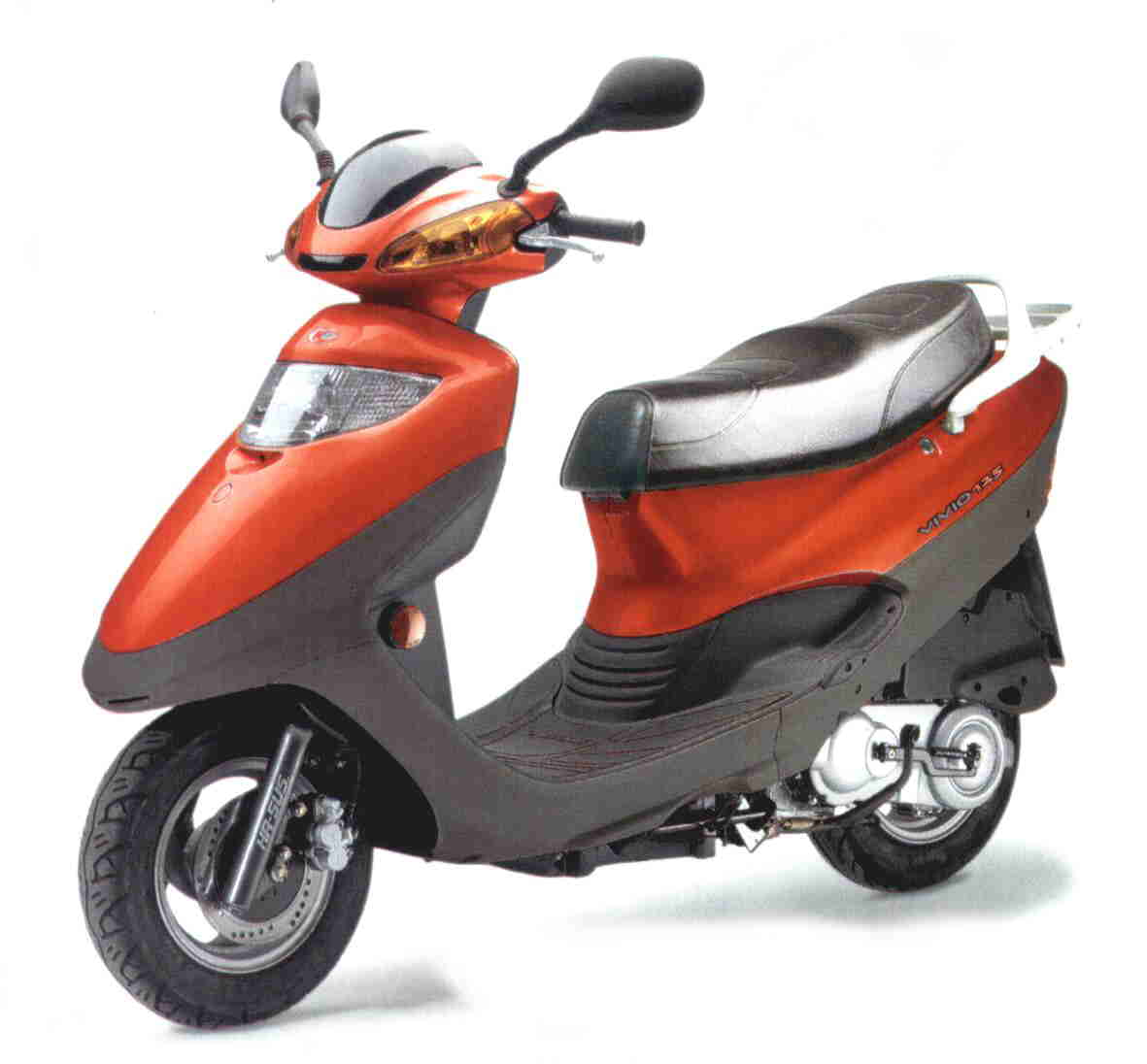 Kymco Heroism 150 1995 images #100791