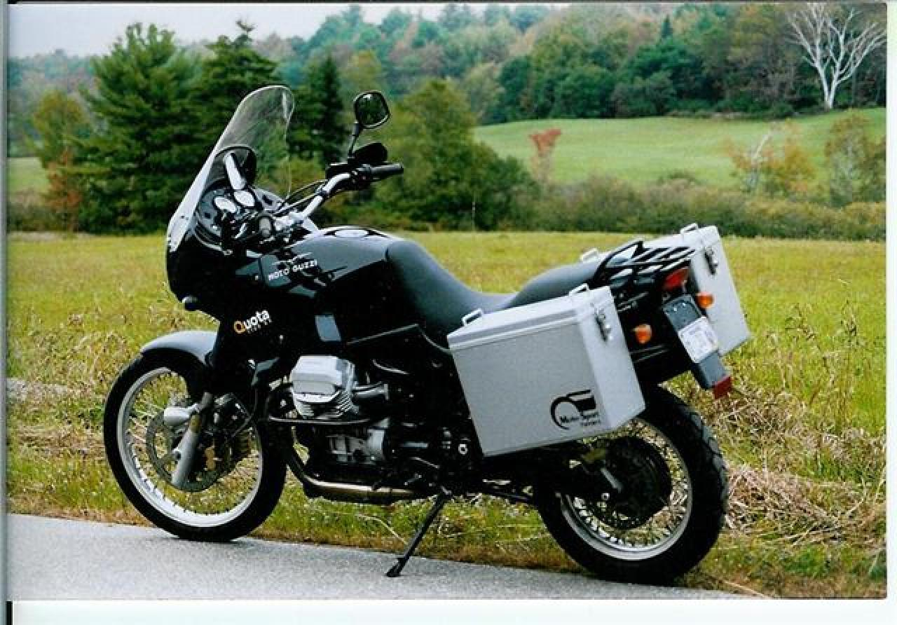 Moto Guzzi Quota 1100 ES 1998 images #145174