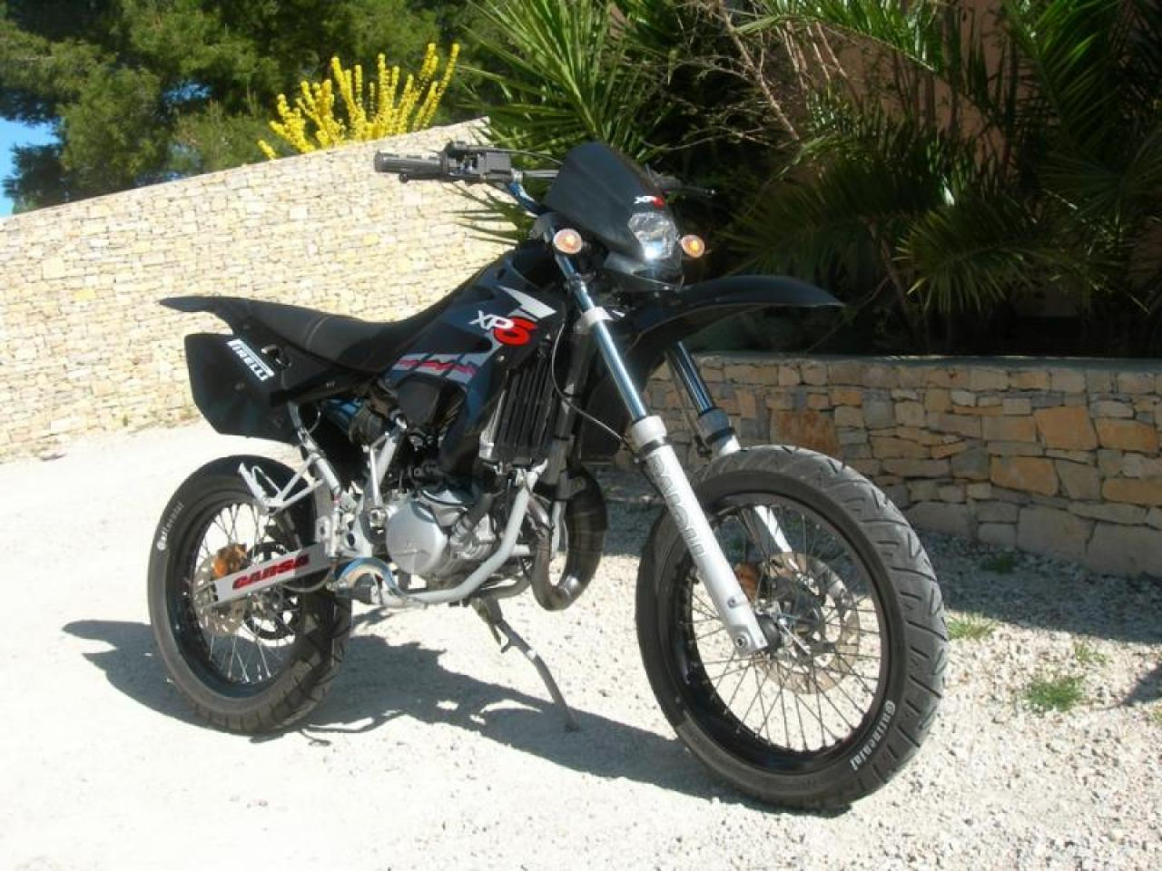 Peugeot XP6 50 Supermotard 2006 images #120122