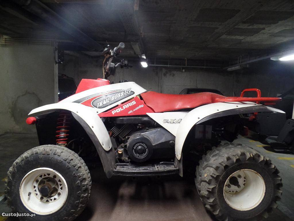 Polaris Trail Boss 325 2001 images #121412