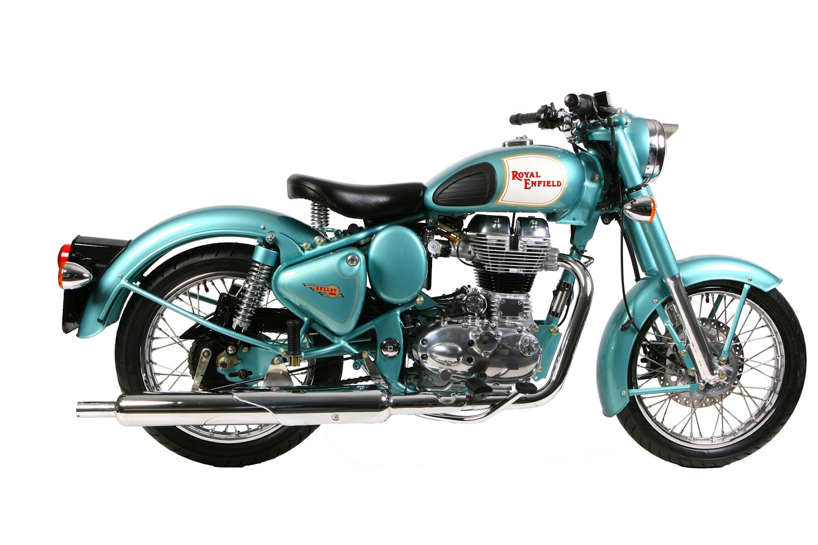 Royal Enfield Bullet 350 Classic 2006 wallpapers #141306