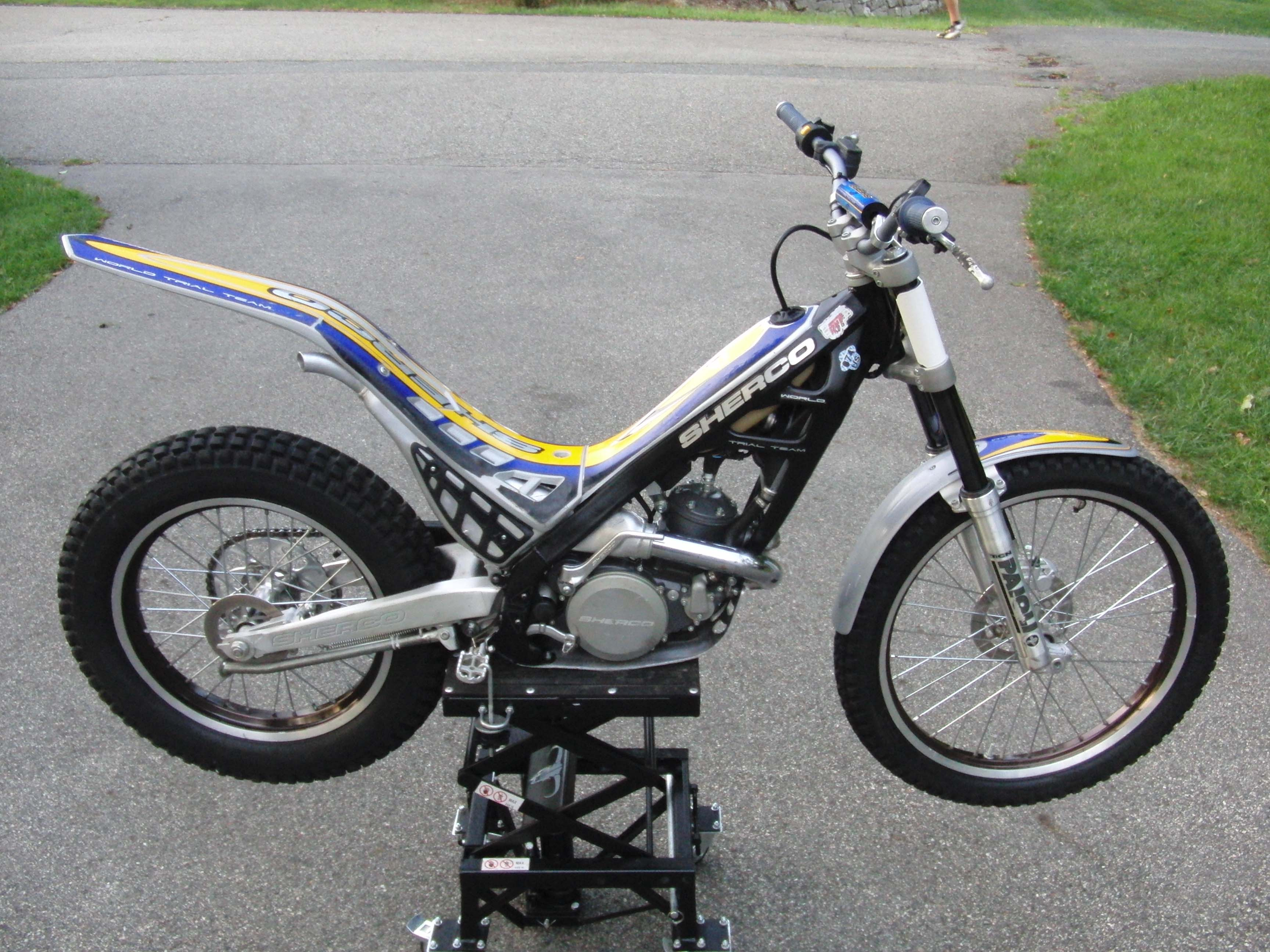 Sherco 1.25 Trial images #124576