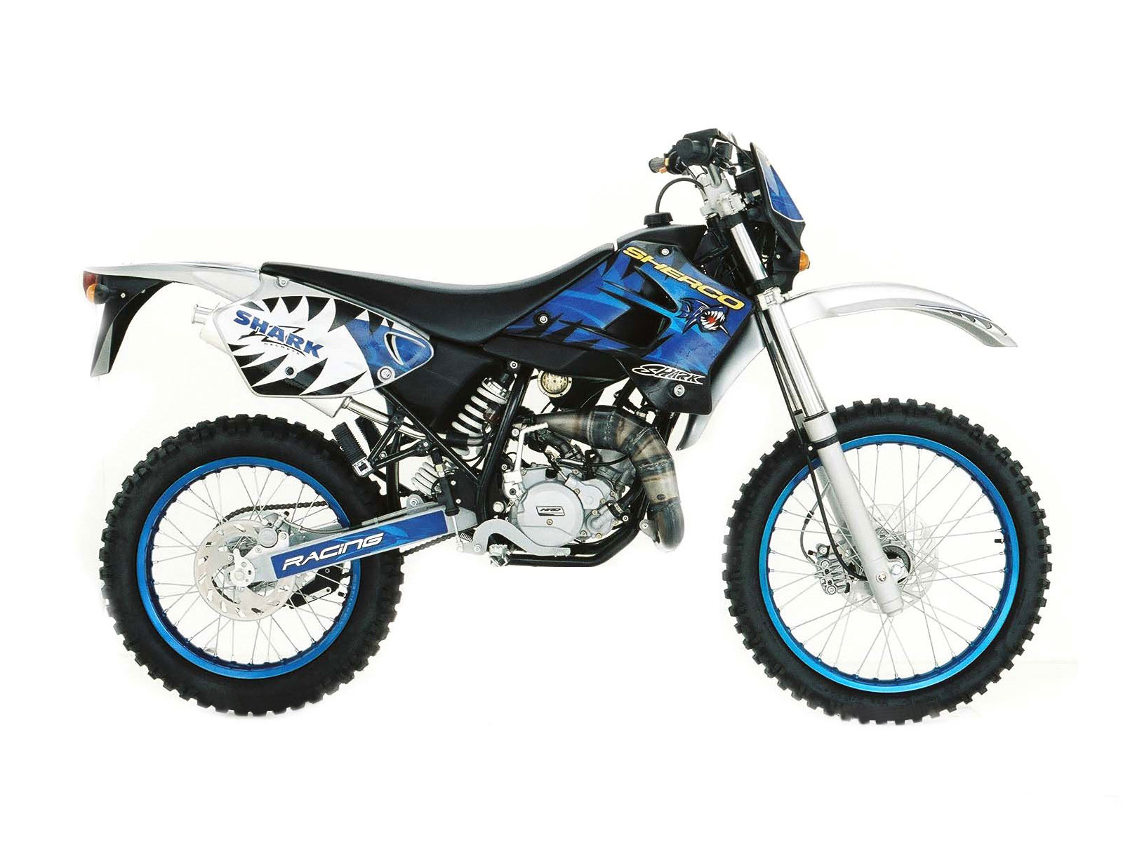 Sherco 50cc SM Cup Replica 2008 images #170956
