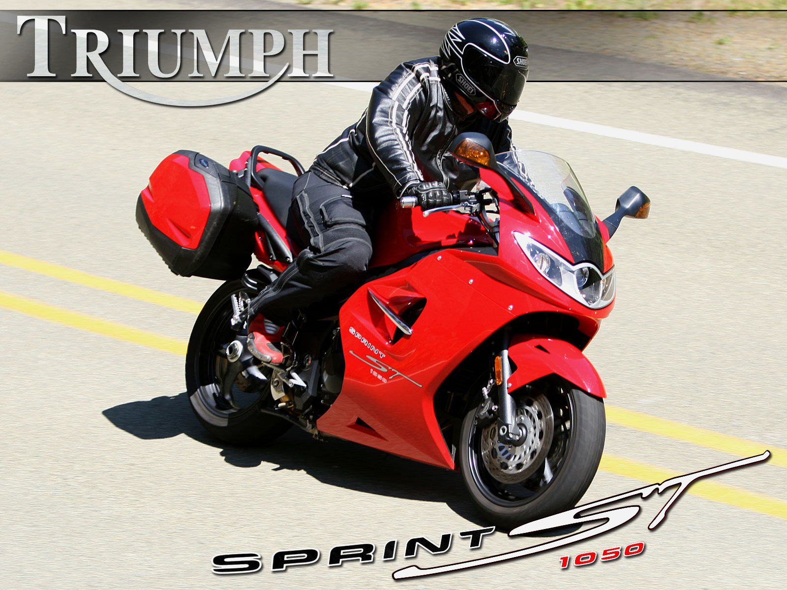 Triumph Sprint ST 1050 ABS 2009 images #126364