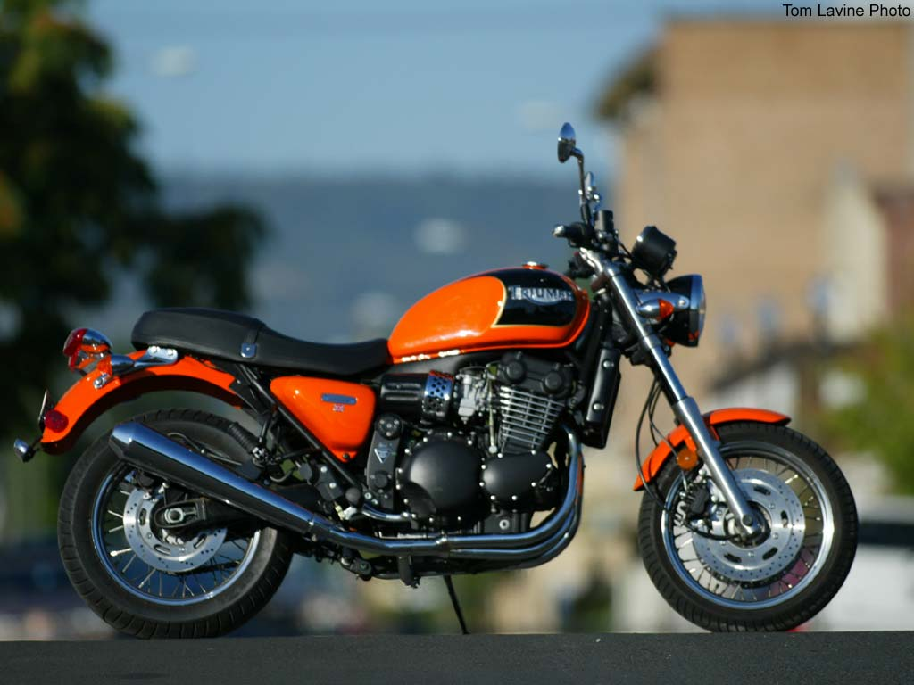 Triumph Thunderbird 900 Sport 2003 wallpapers #130197