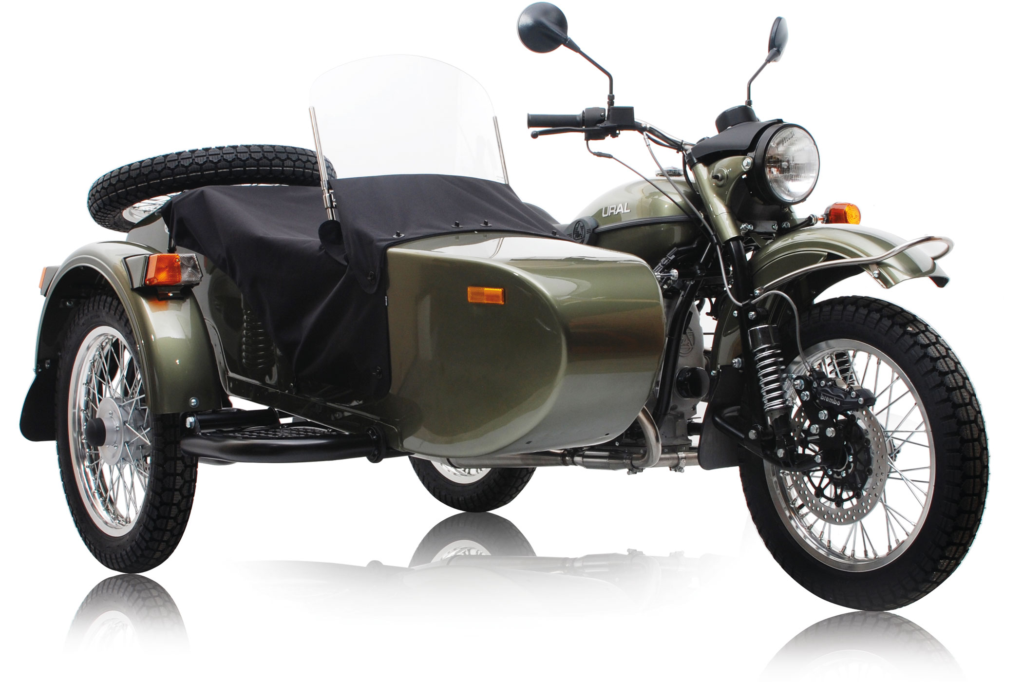 Ural Taiga 2WD Limited Edition 2010 images #129401