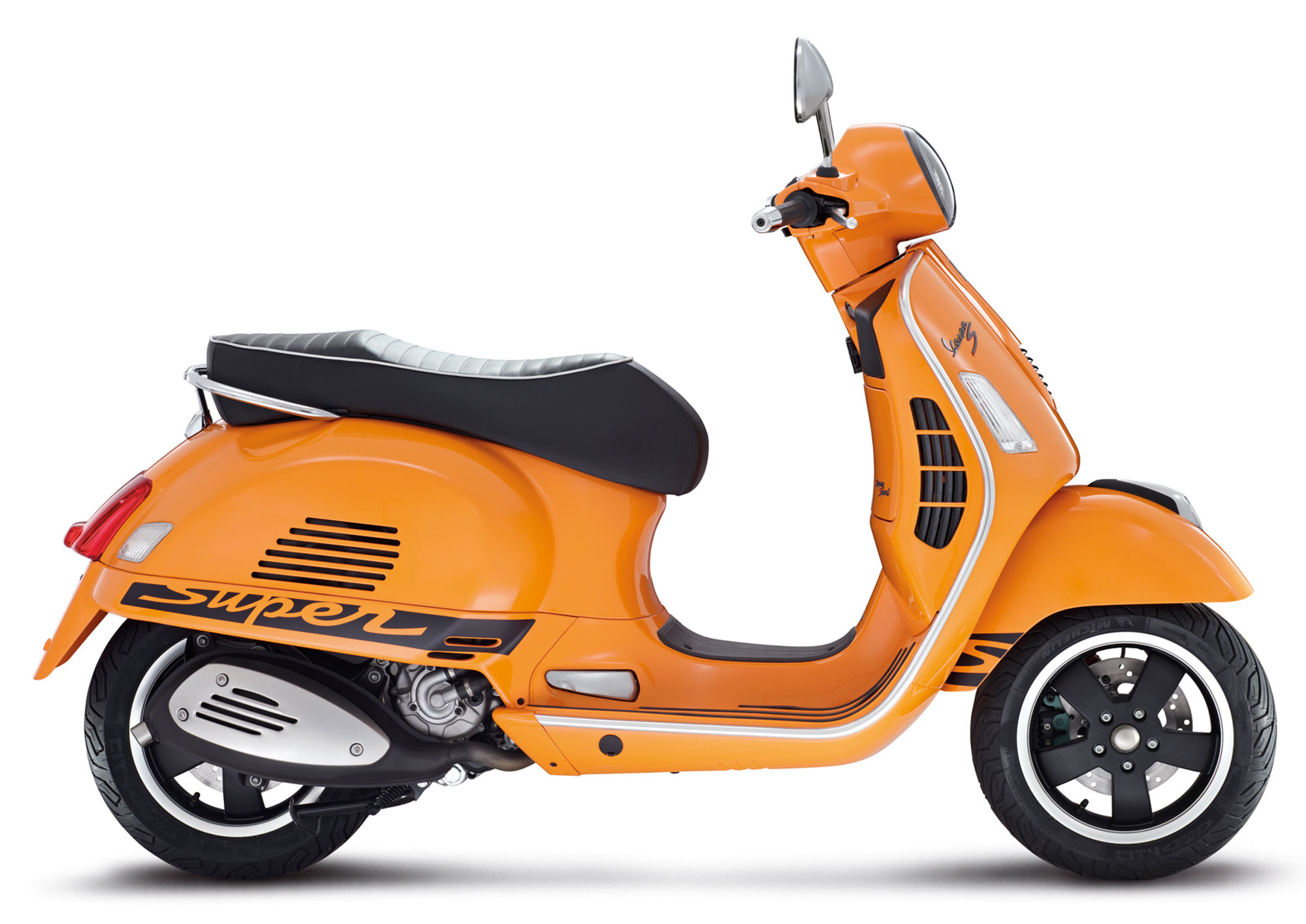 Vespa GTS SuperSport 125 ie 2011 images #129004