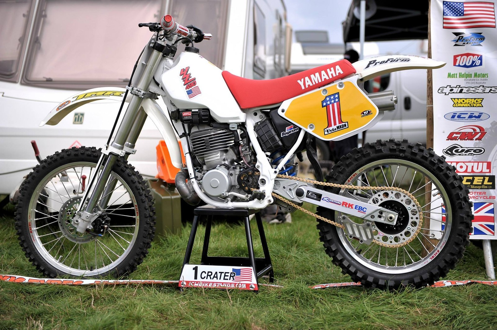 yamaha wr 250 z pics specs and list of seriess by year. Black Bedroom Furniture Sets. Home Design Ideas