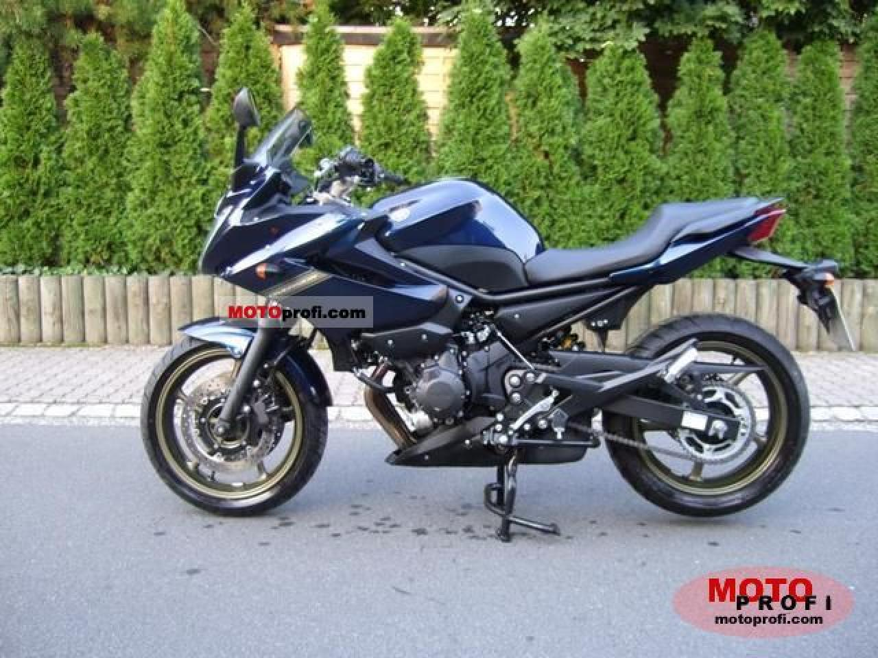 Yamaha XJ6 Diversion 2010 pics #168782