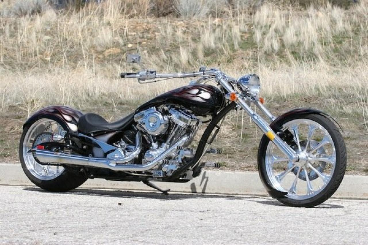 Big Bear Choppers Sled 100 Smooth Carb 2010 images #63626