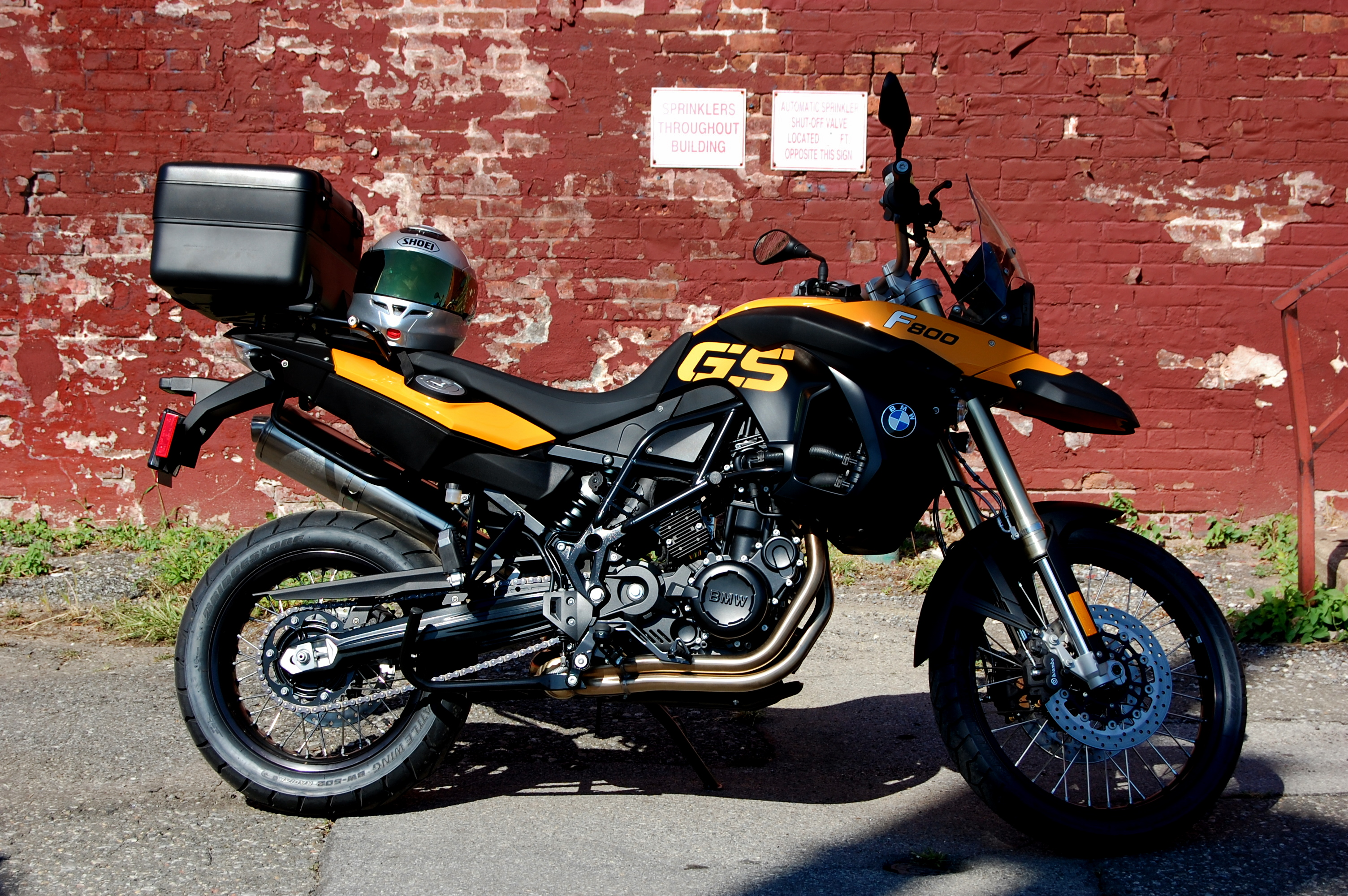 BMW F650GS 2008 images #78174