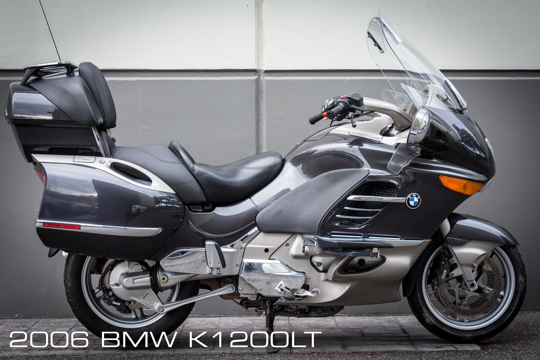 2000 Bmw K1200lt Service Manual