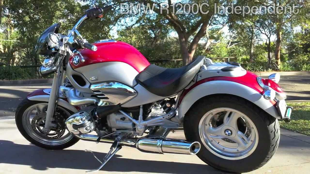 BMW R1200C Avantgarde 2001 images #7599