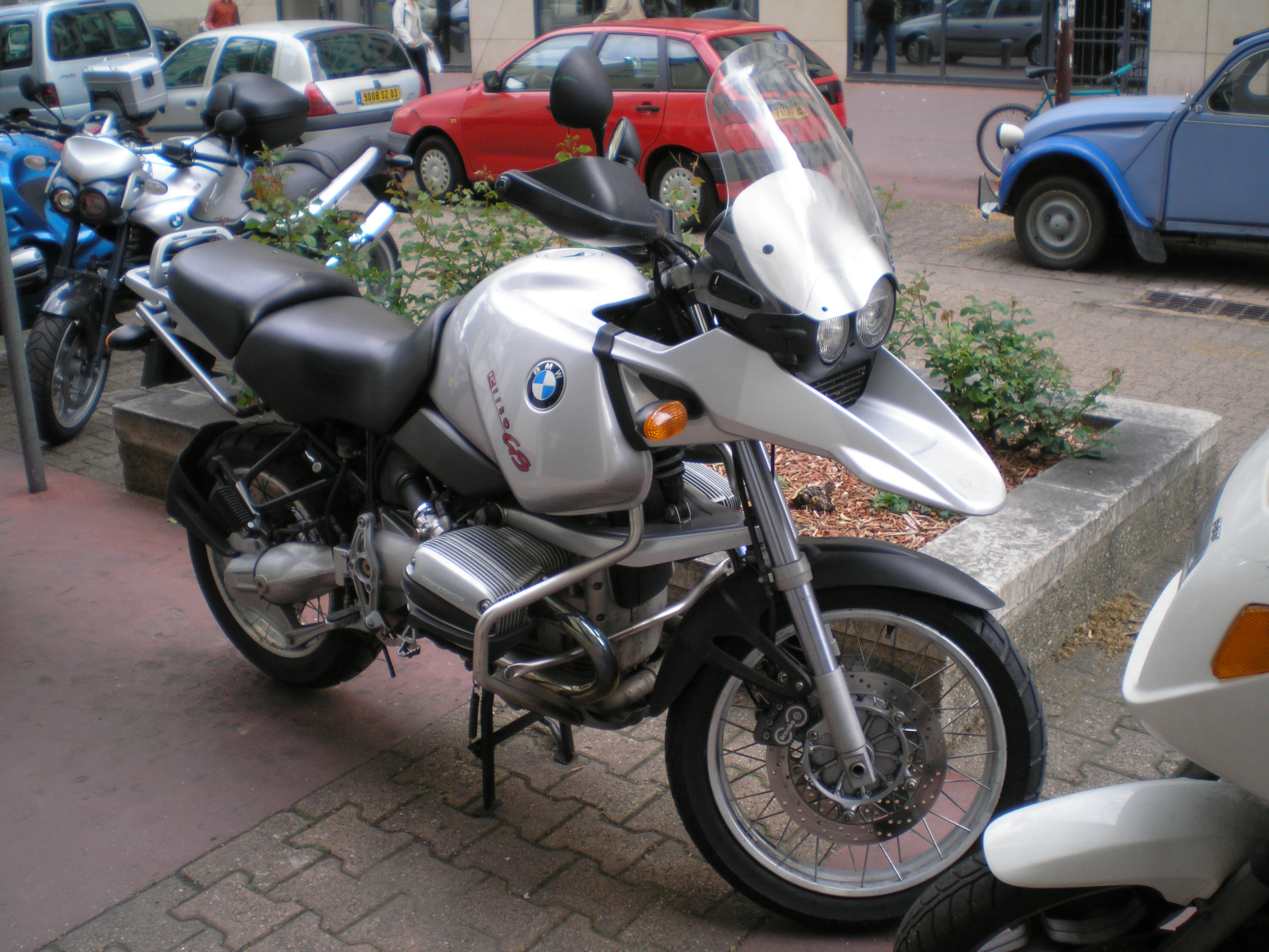 BMW R80GS 1995 images #6408