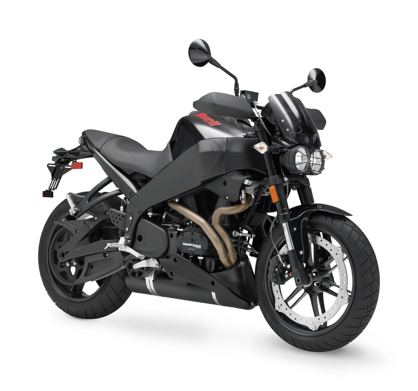 Buell Lightning CityX XB9SX 2008 wallpapers #137731