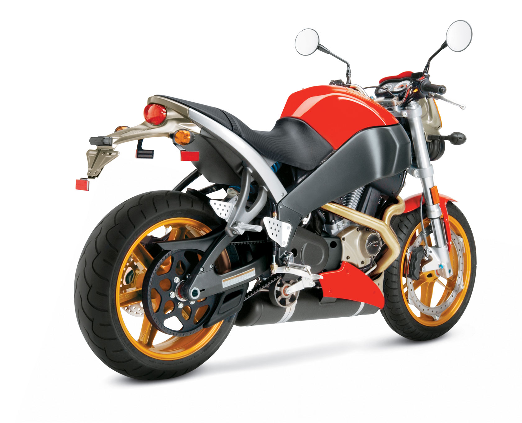 Buell Lightning XB12Ss 2009 images #68293
