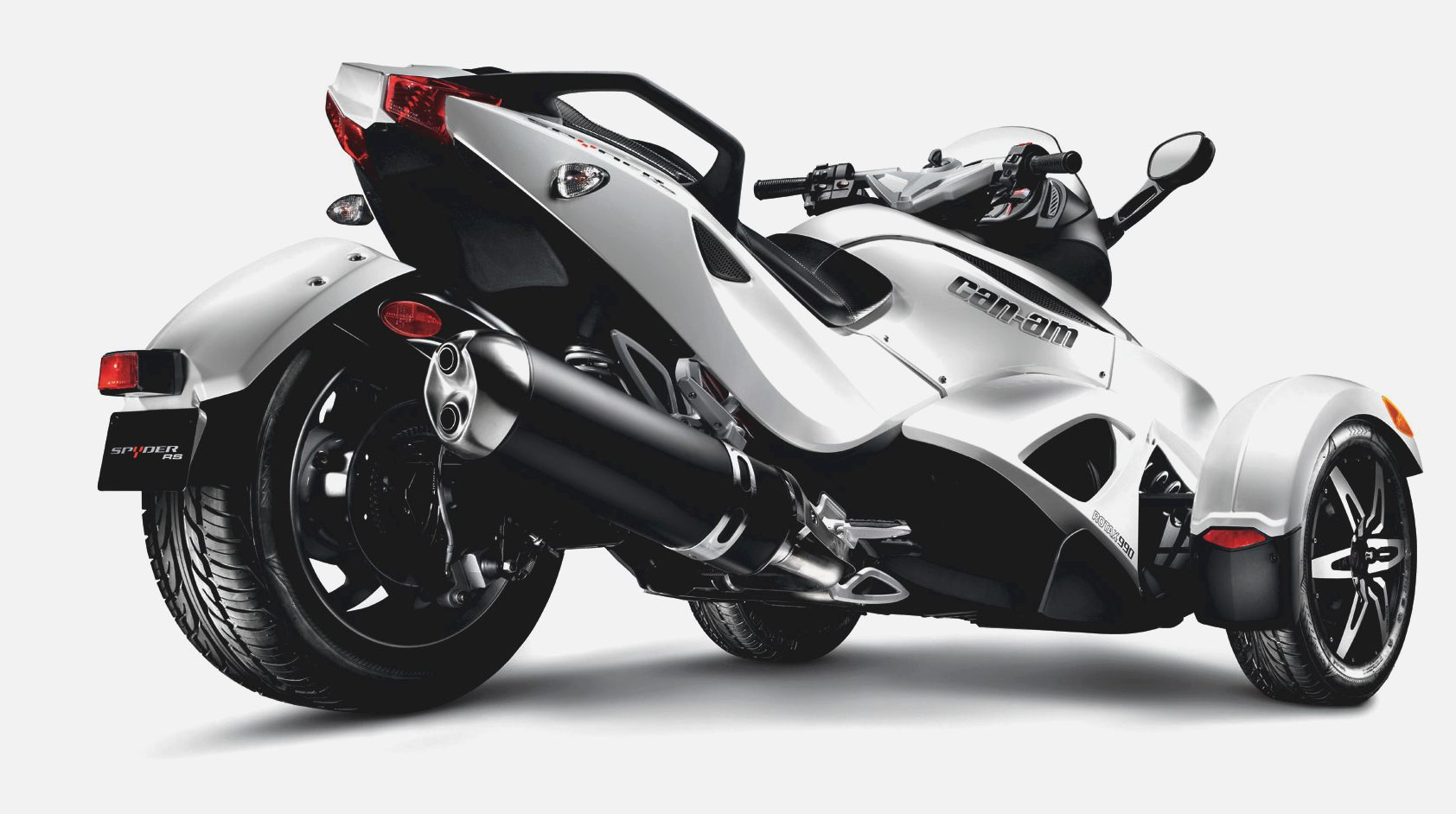 Can-Am Spyder RS-S 2014 images #153599