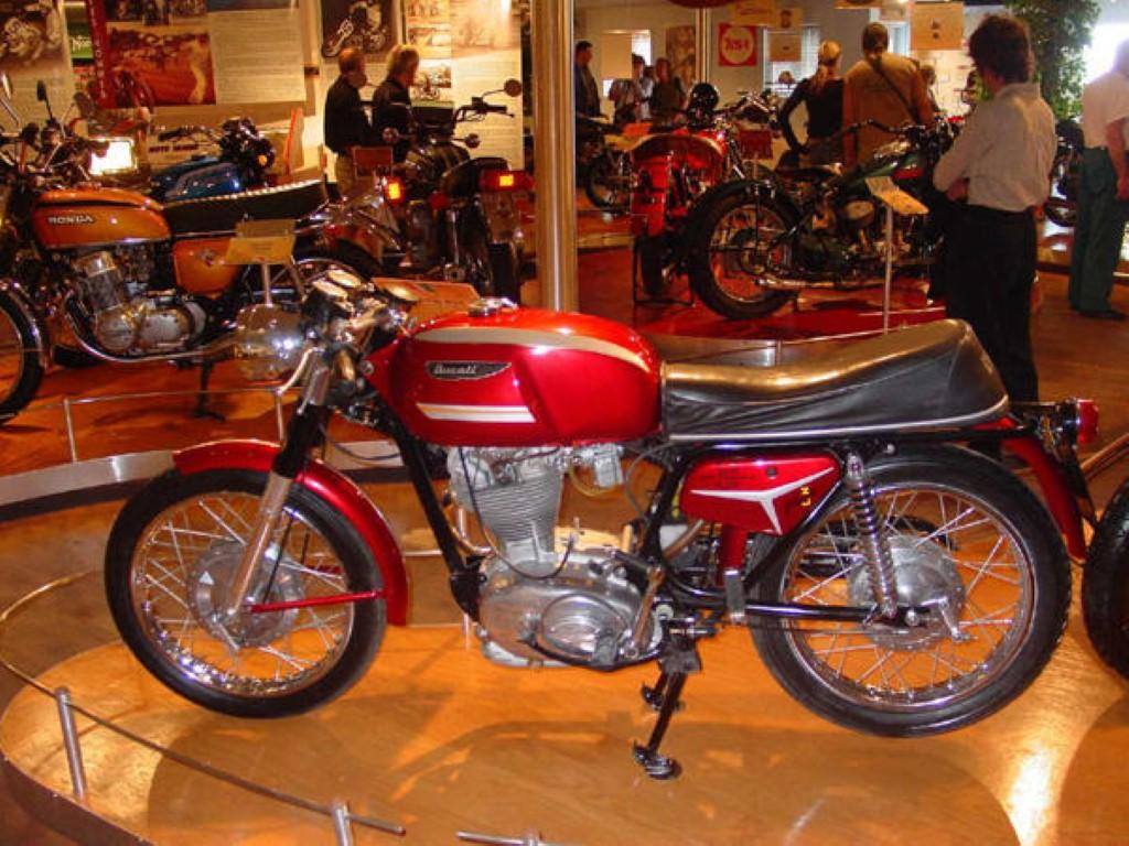 Ducati 350 Mark 3 D images #9769