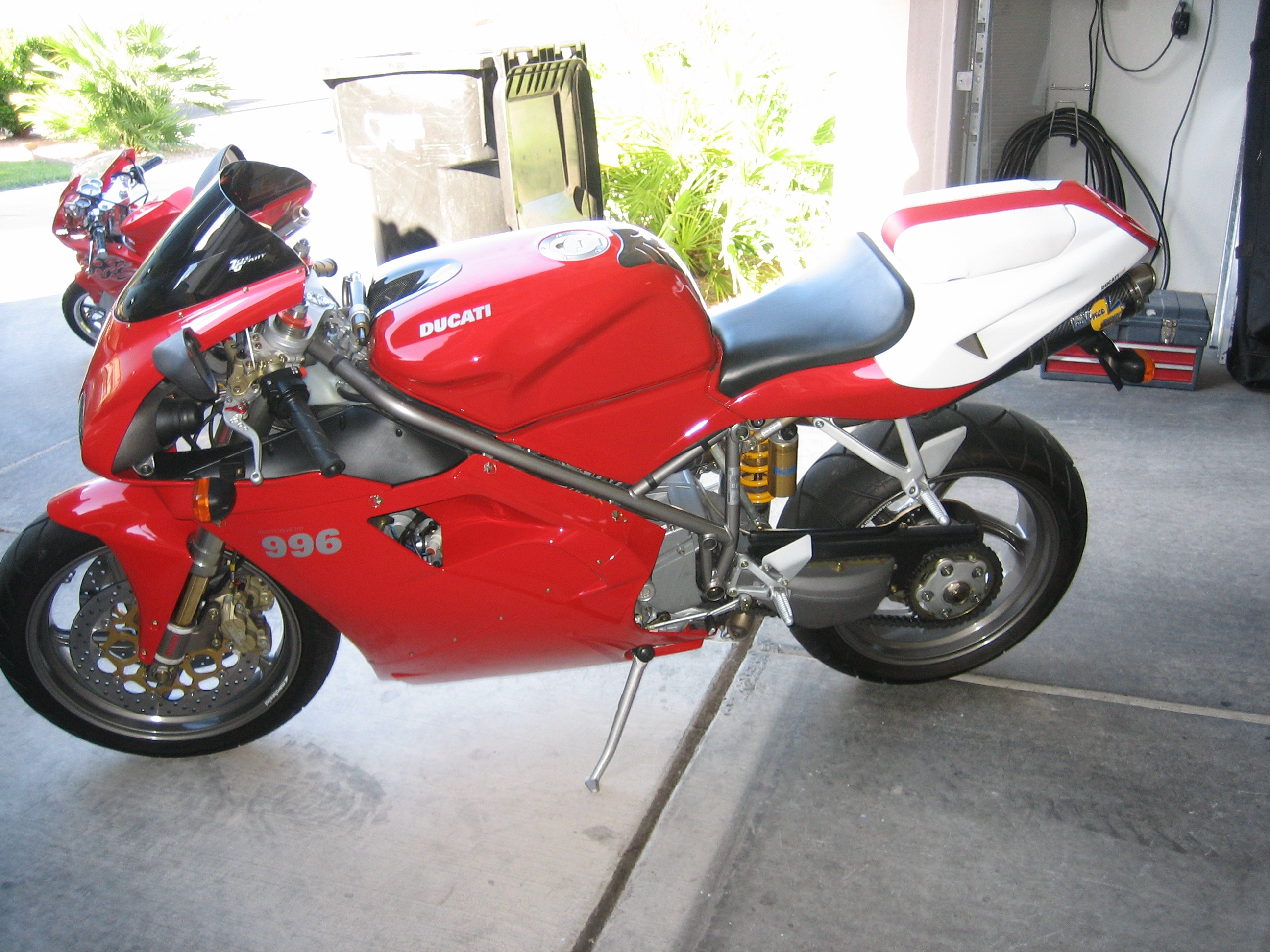 Ducati 996 wallpapers #150630