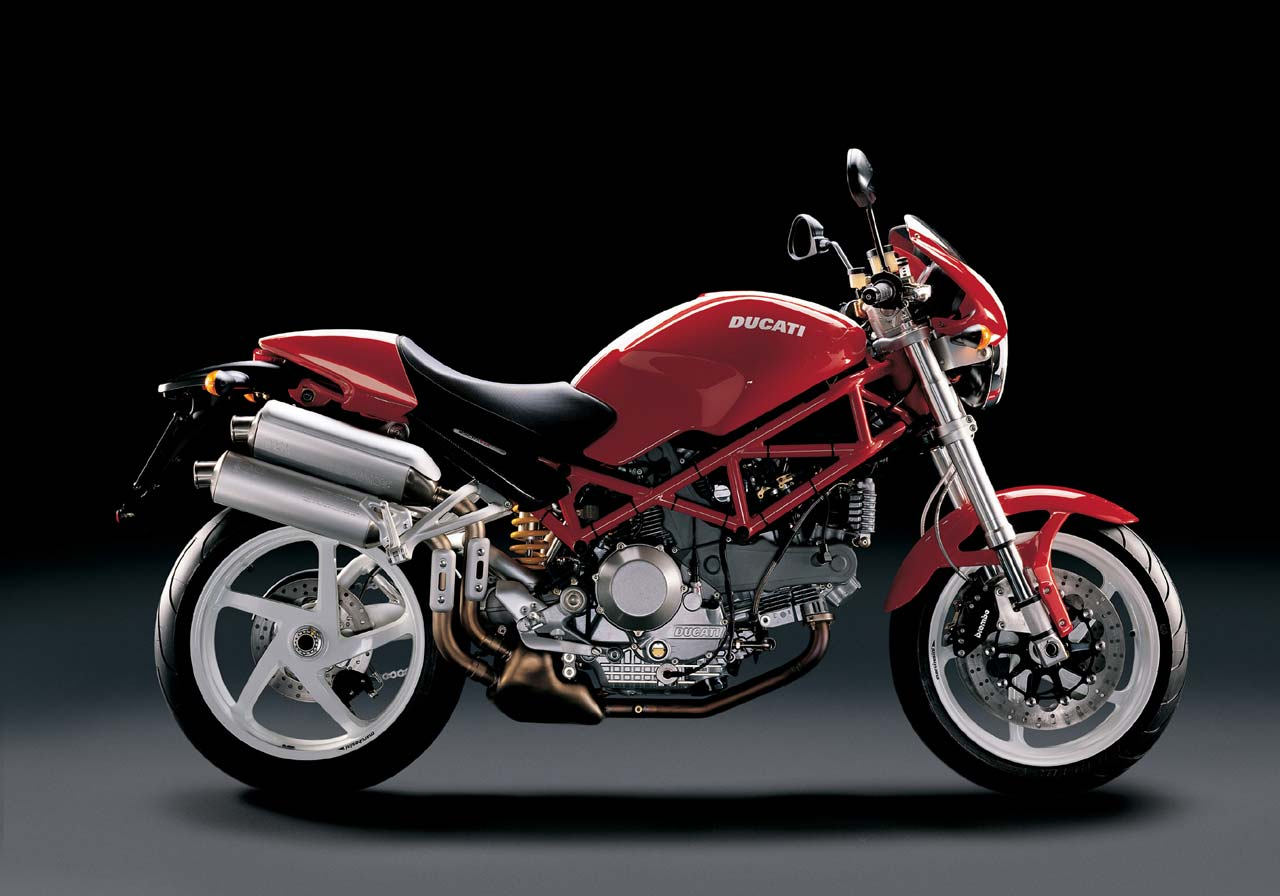 Ducati Monster 1000 wallpapers #11558