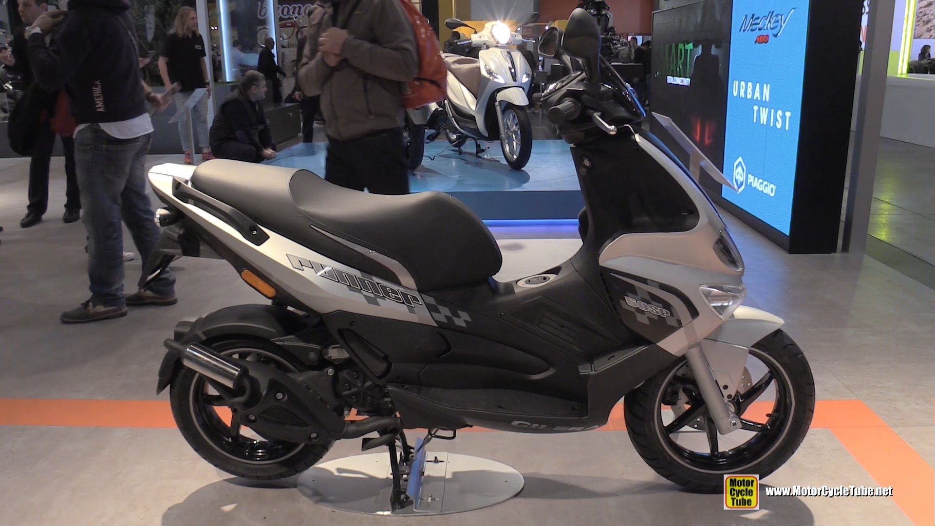 Gilera Runner 50 Black Soul 2015 images #76488