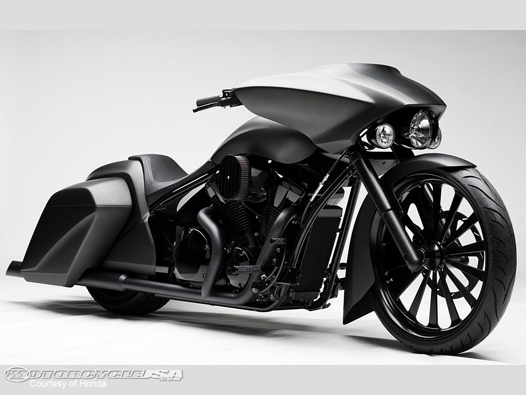 Honda Sabre Switchblade Concept wallpapers #142195