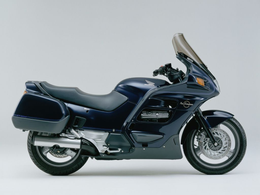 1992 honda st 1100 pan european pics specs and. Black Bedroom Furniture Sets. Home Design Ideas