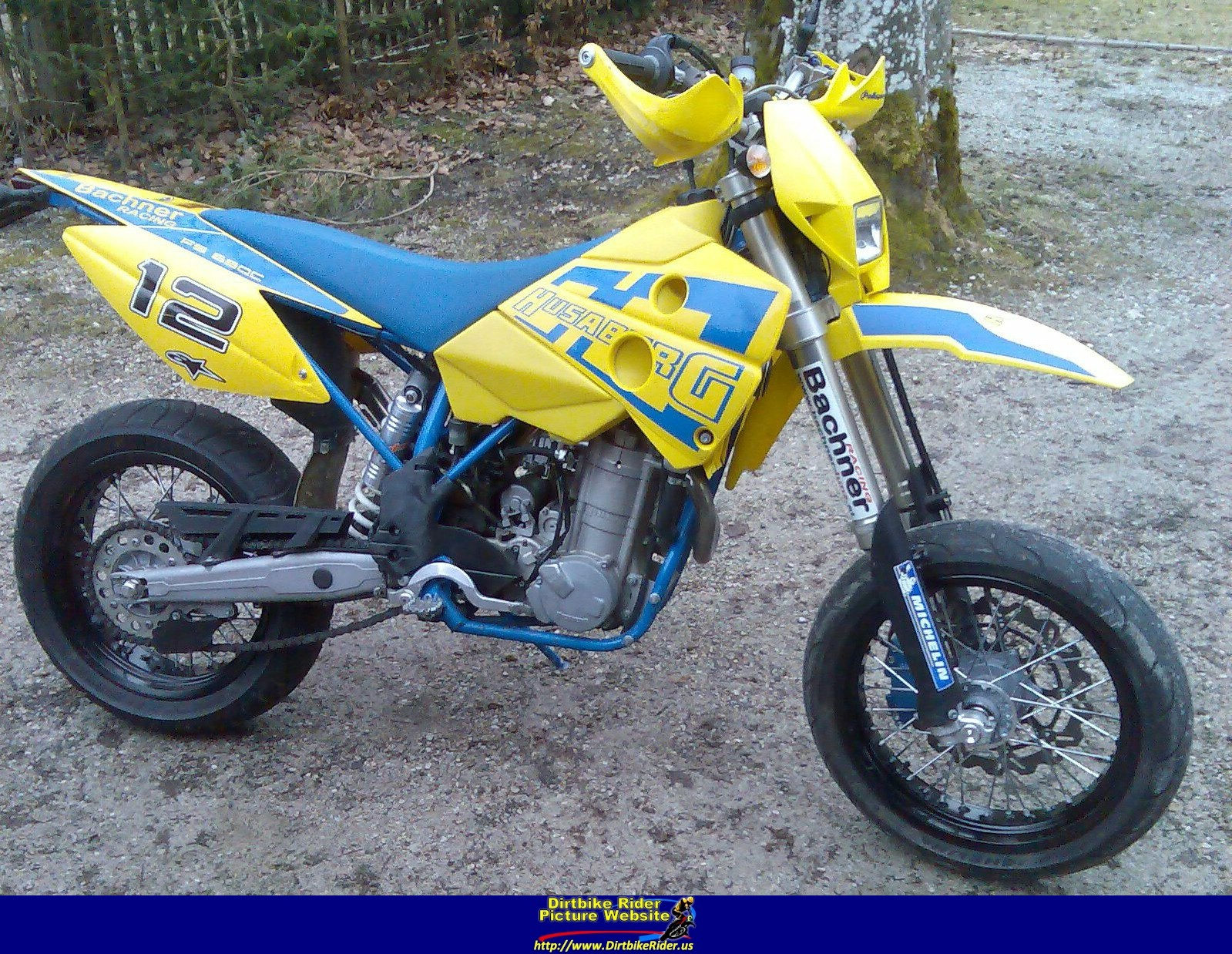 Husaberg FE 650 E 2005 wallpapers #137433