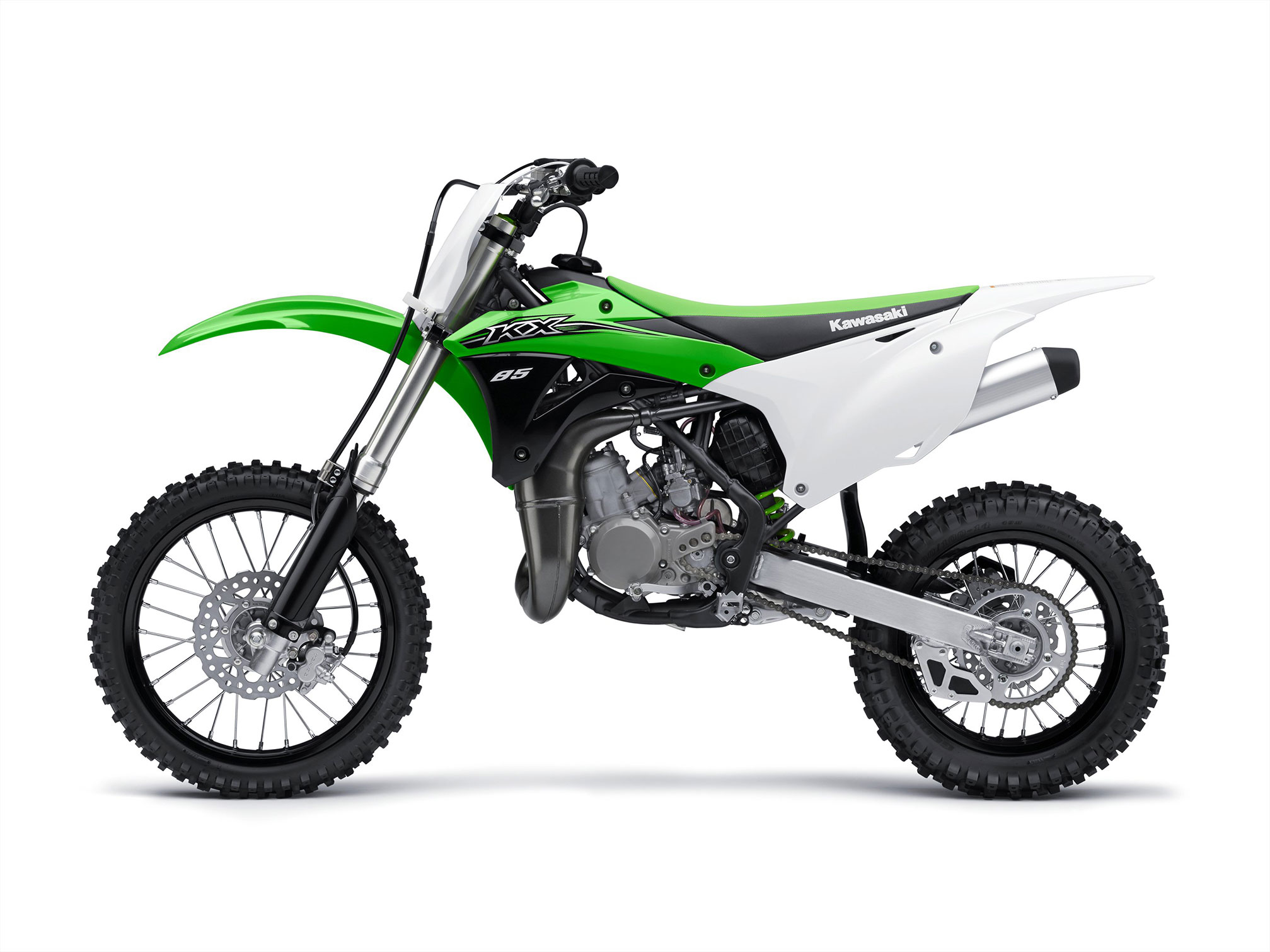 Kawasaki KX 85 II 2006 wallpapers #160545