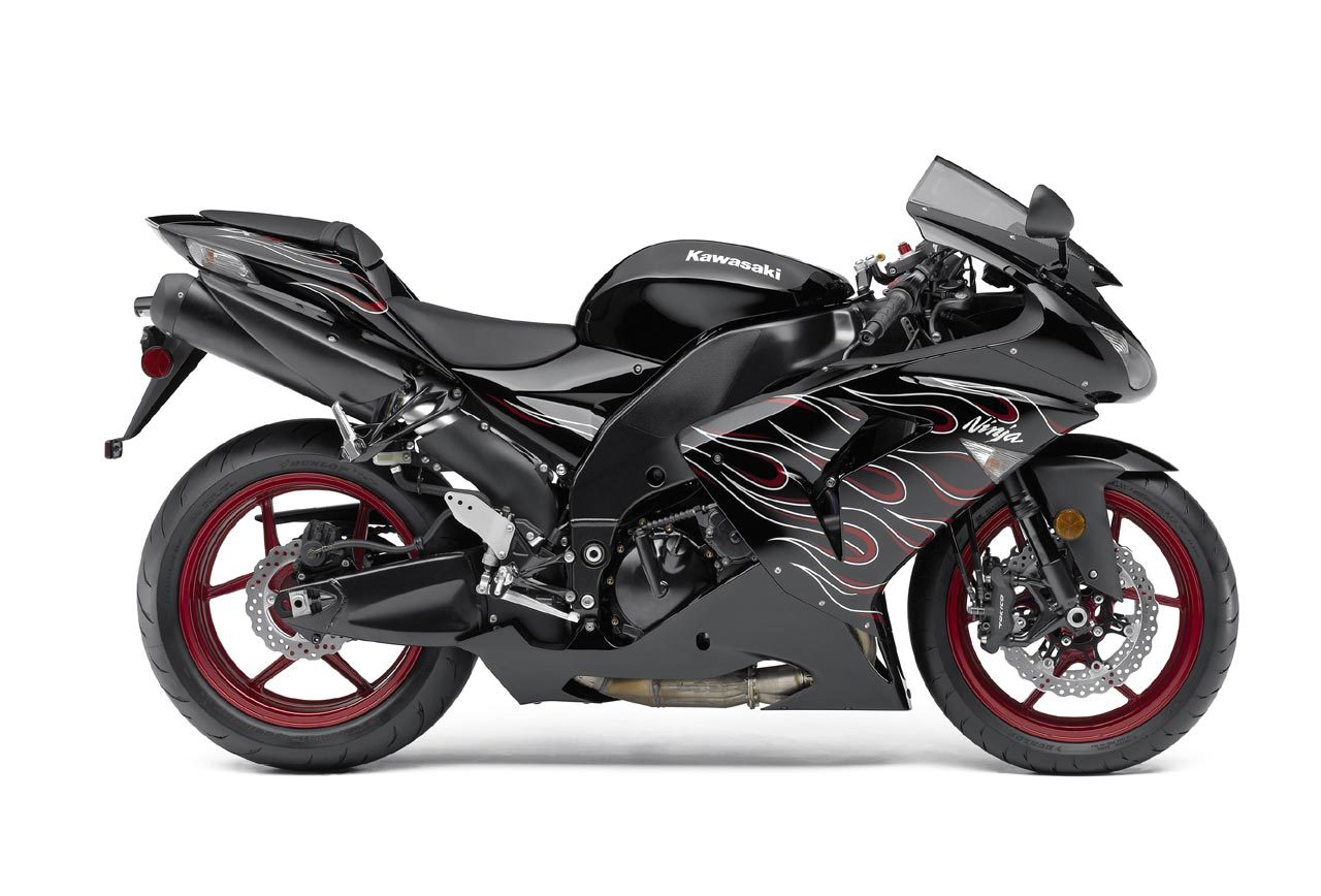 2007 Kawasaki Ninja Zx 10 R Pics Specs And Information