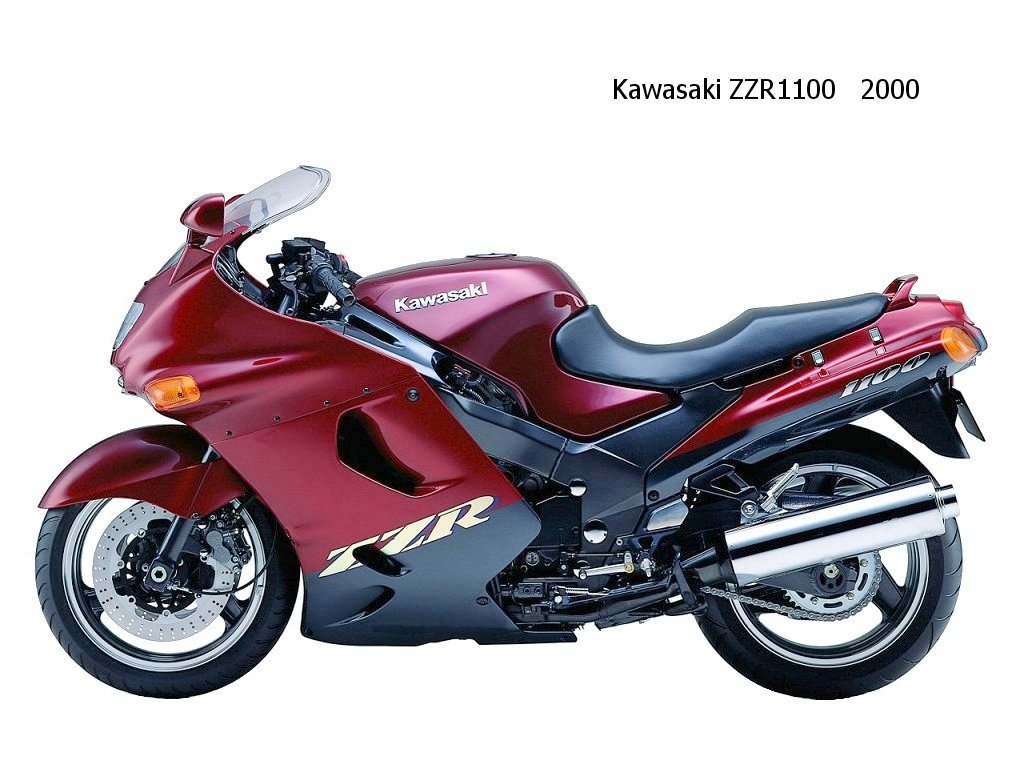 Kawasaki ZZR 1100 1996 wallpapers #134562