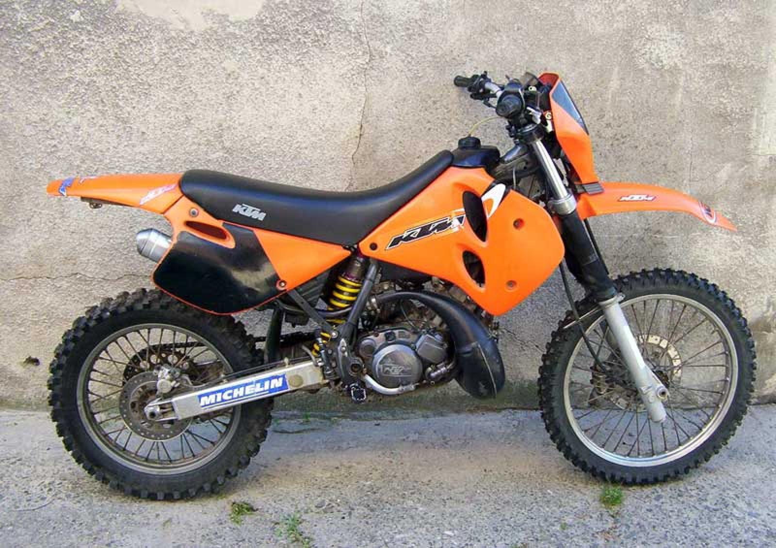 KTM 125 LC2 1998 wallpapers #162128