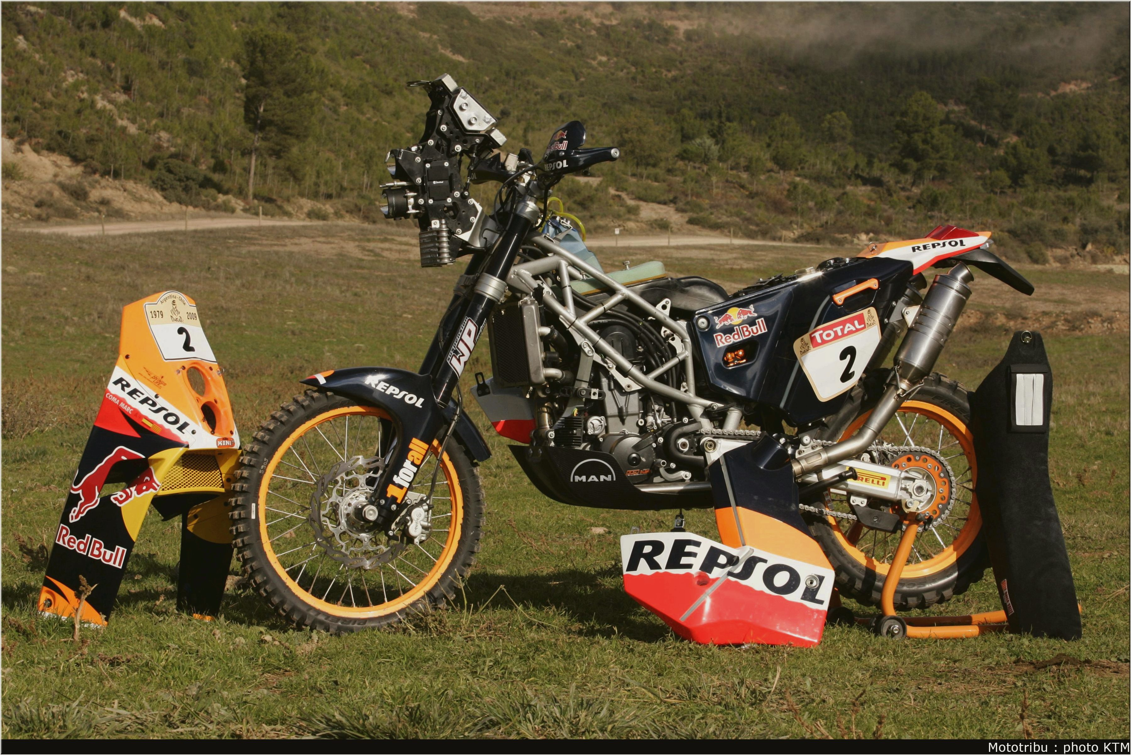 KTM 690 Rally Replica 2007 pics #36768