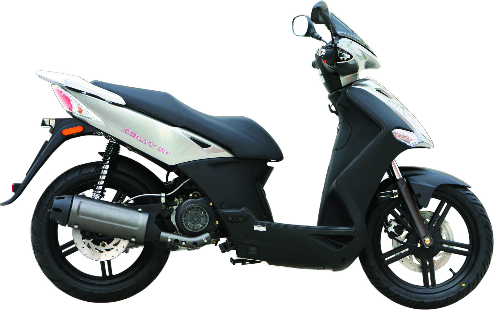 Kymco Agility 50 2007 images #100891