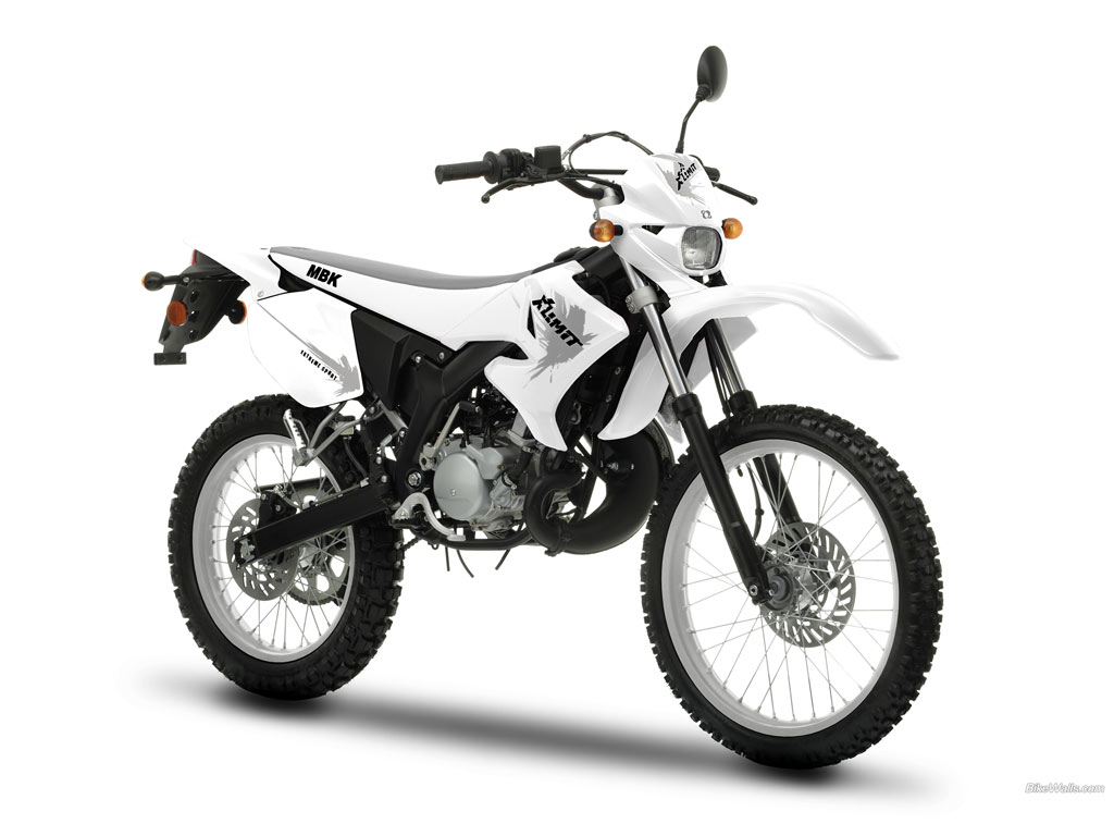 2006 mbk x limit enduro pics specs and information. Black Bedroom Furniture Sets. Home Design Ideas