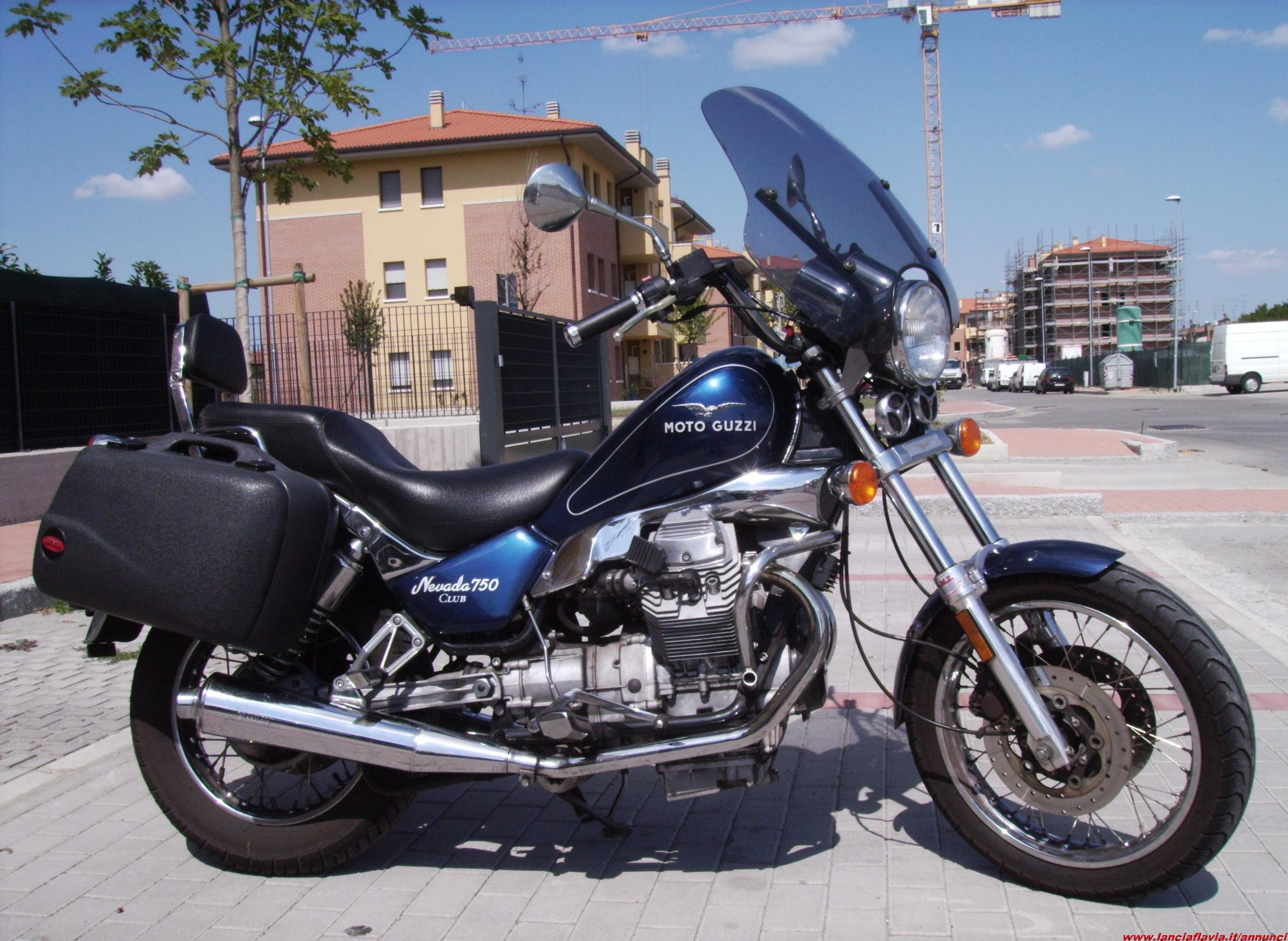 Moto Guzzi California 75 1998 images #108898