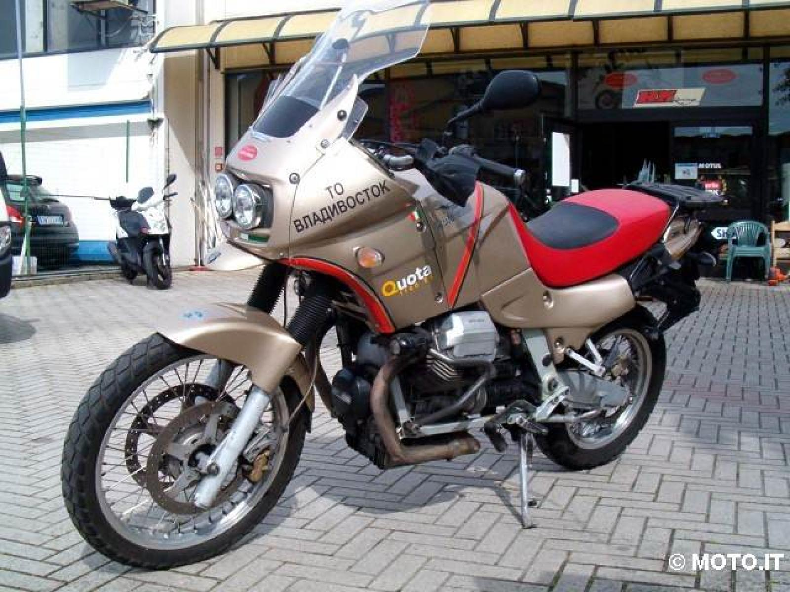 Moto Guzzi Quota 1100 ES 1998 images #145175