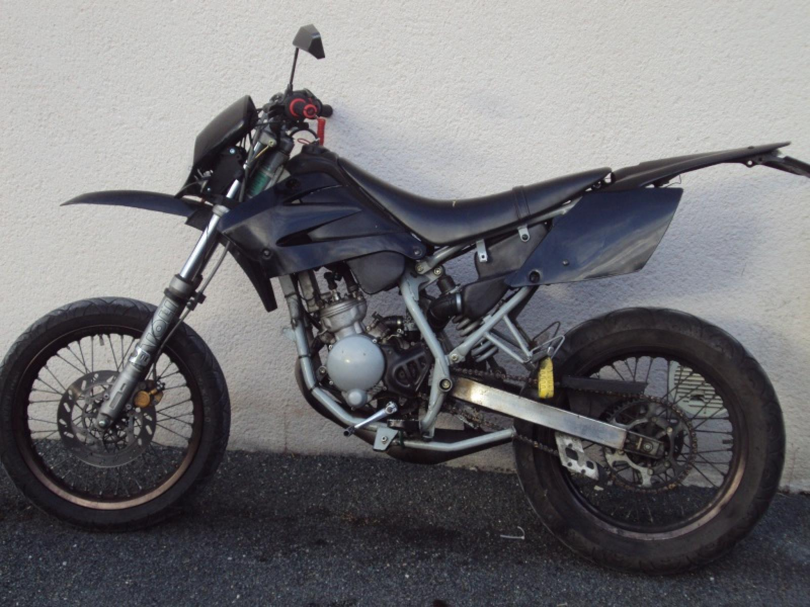 Peugeot XP6 50 Supermotard 2006 images #120123