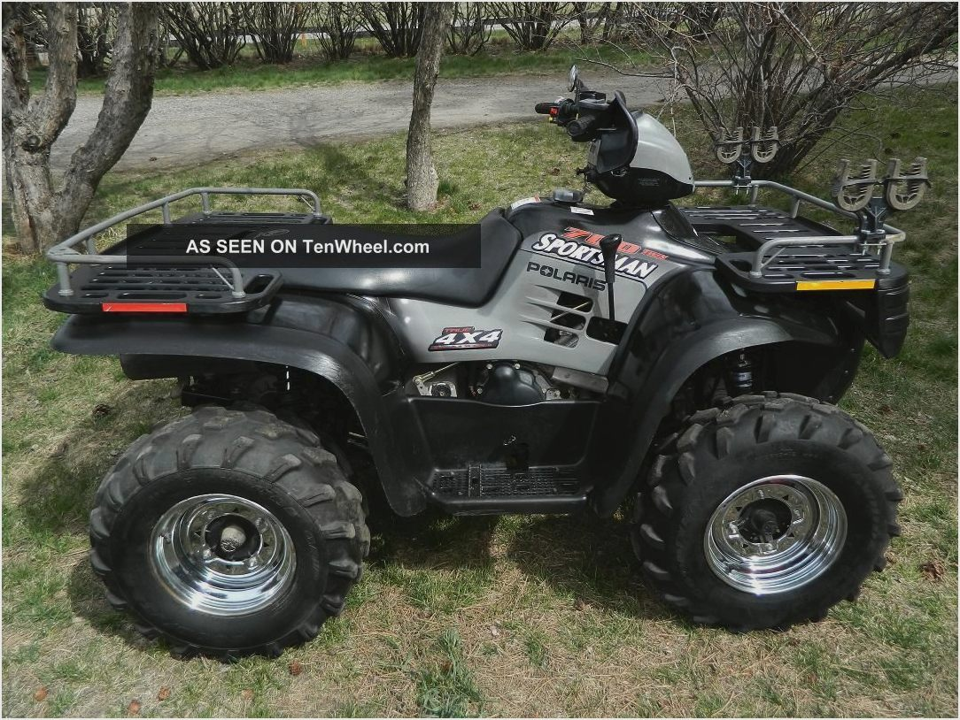 Polaris Sportsman 700 images #169357