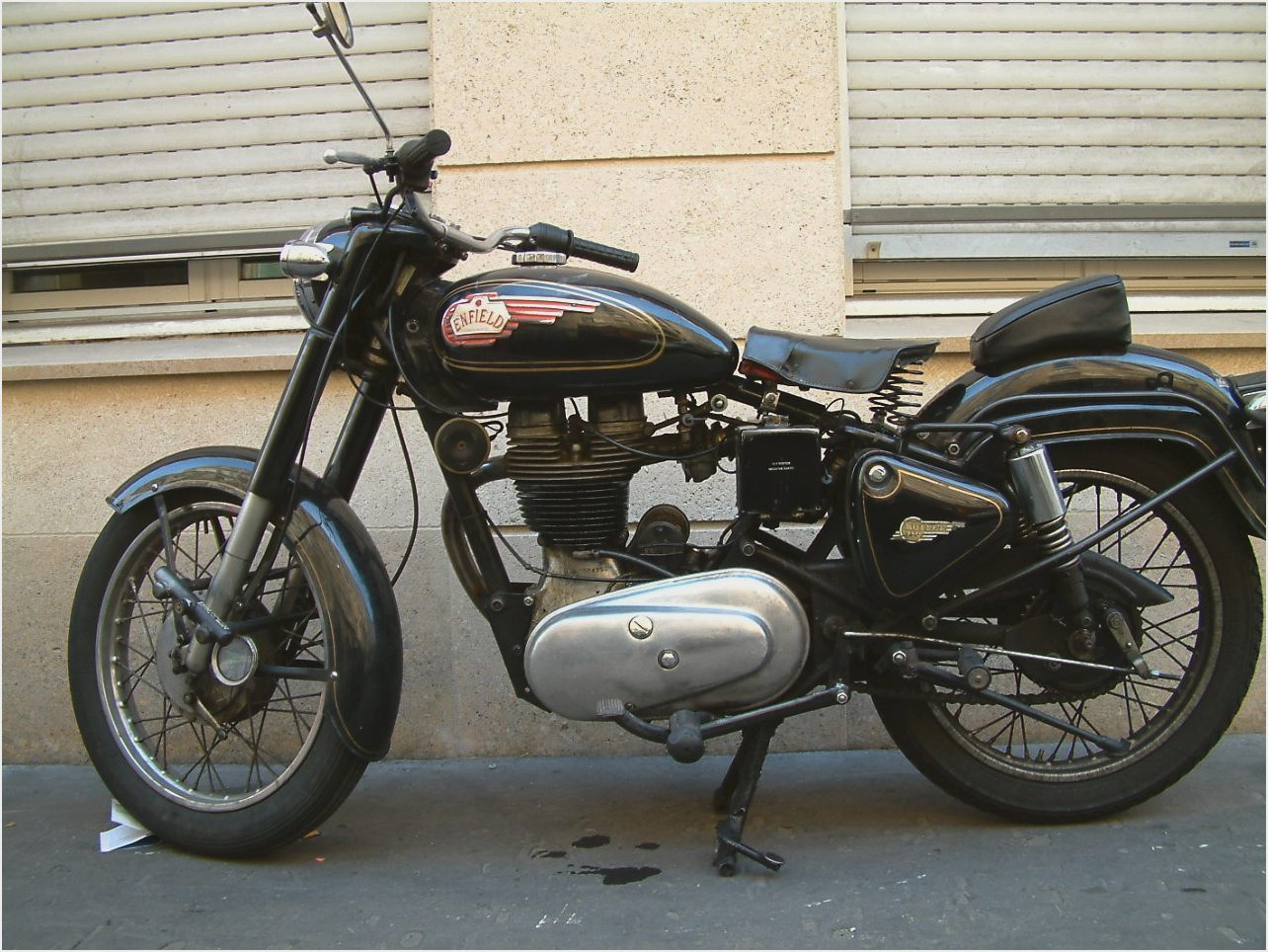 Royal Enfield Bullet 500 Army images #175412
