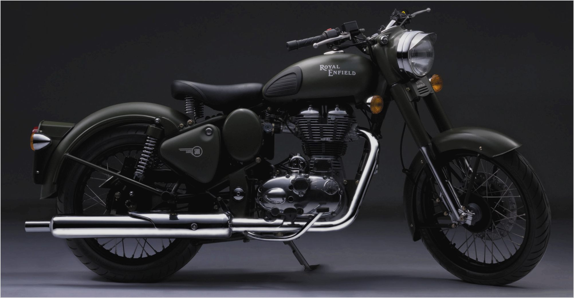 Royal Enfield Bullet C5 Classic EFI 2010 images #127523
