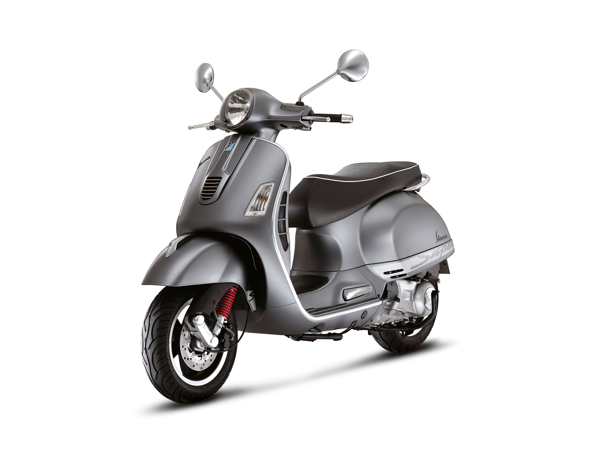 Vespa GTS SuperSport 125 ie 2011 images #129005