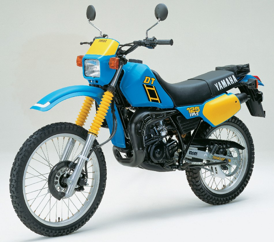 Yamaha Dt 125 E Pics Specs And List Of Seriess By Year Onlymotorbikes Com