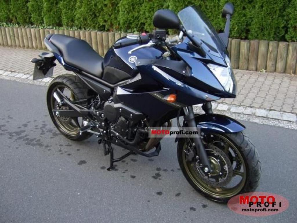 Yamaha XJ6 Diversion pics #168783