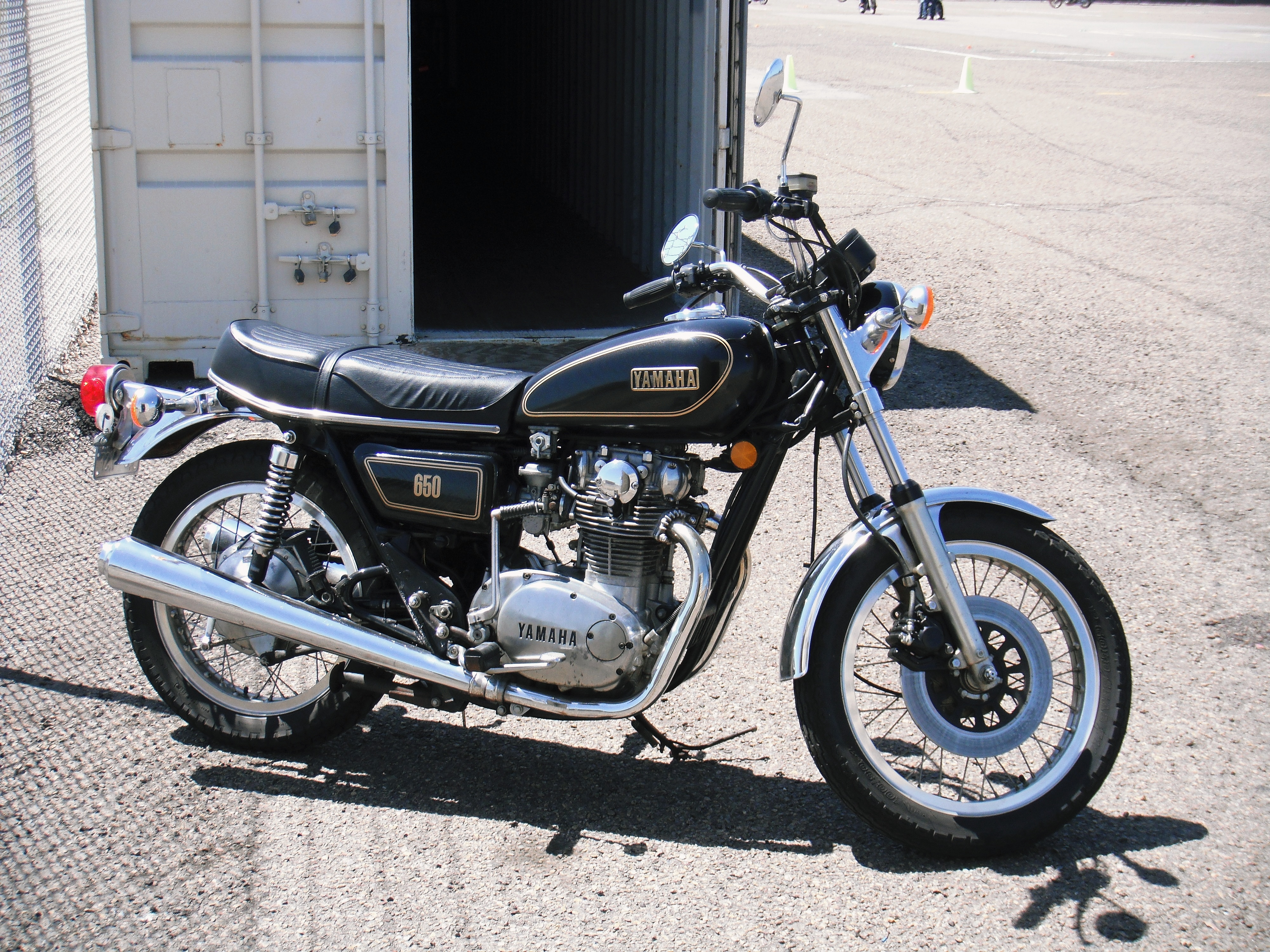 1978 Ymaha 650 Motorcycles Pictures to Pin on Pinterest ...
