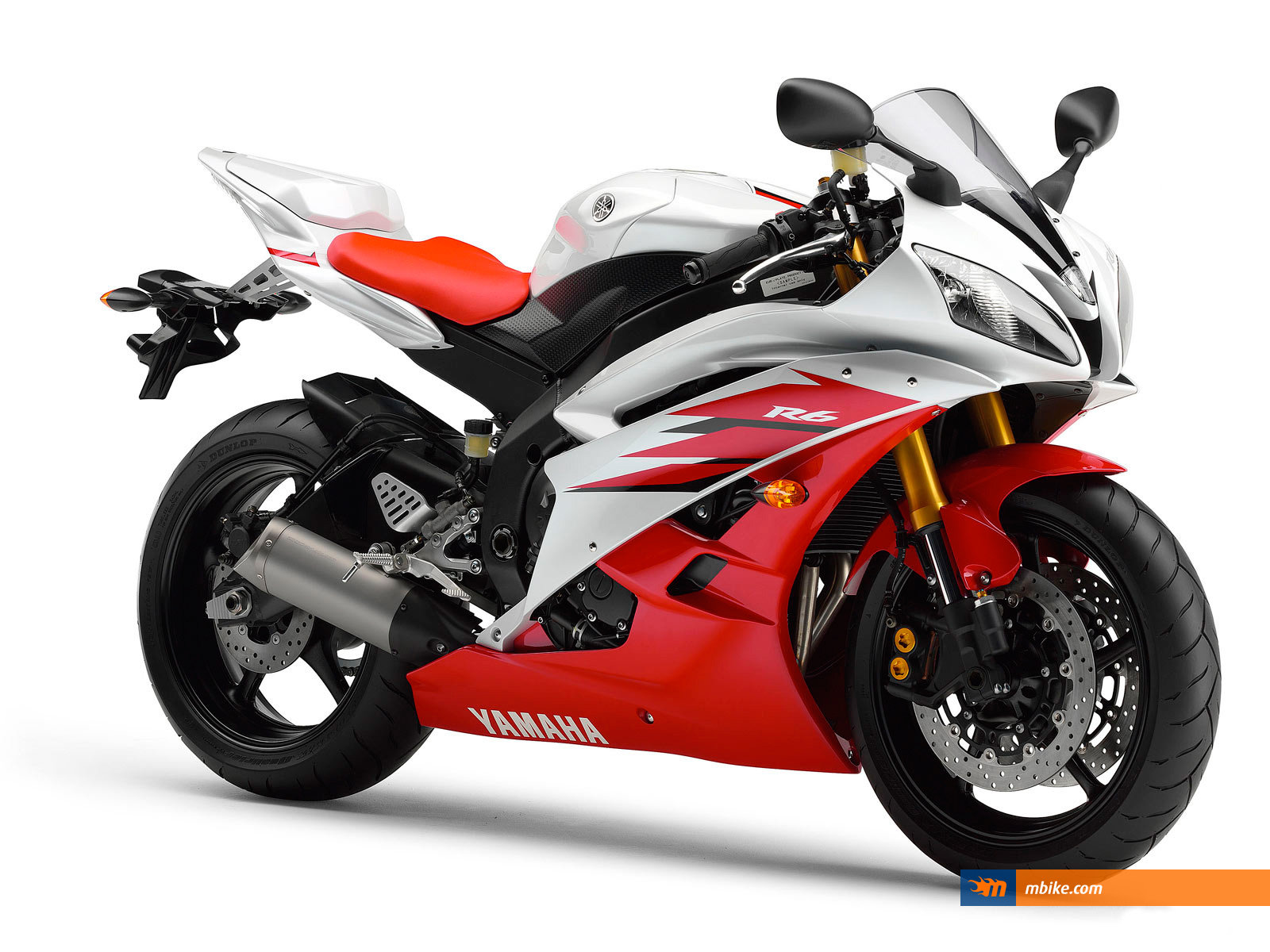 Yamaha YZF-R6S images #91775